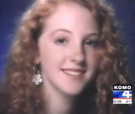A photo of Sarah Yarborough as shown on KOMO News