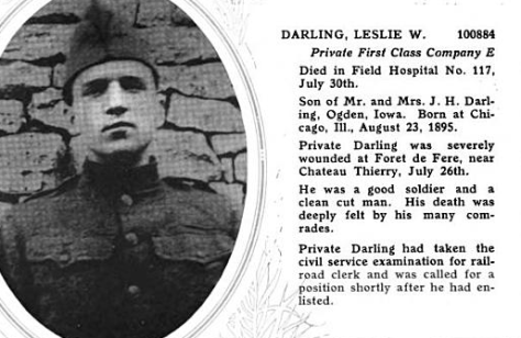 Leslie W. Darling