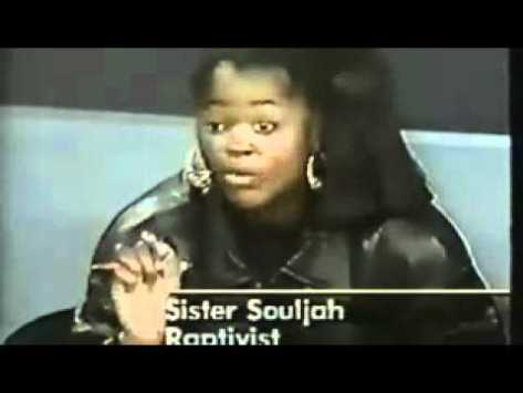 Sister Souljah, Raptivist