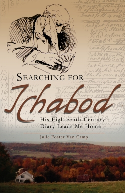 The front cover of the book Searching for Ichabod