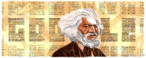 On the first day of February 2016, Google celebrated the birthday of Frederick Douglass, the actual day of which wasn't known, even by him, with a doodle.