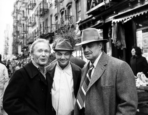 Red Buttons, Mario Puzo, Marlon Brando, The Godfather