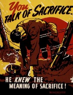 You_talk_of_sacrifice..._He_knew_the_meaning_of_sacrifice^_-_NARA_-_535236