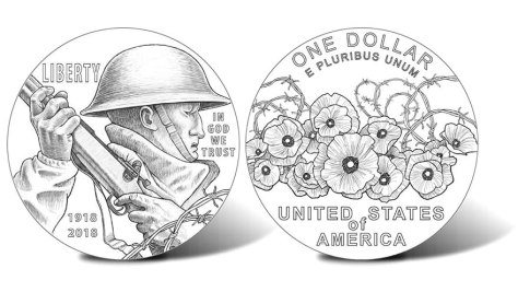 2018-World-War-I-American-Veterans-Centennial-Silver-Dollar-Designs
